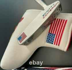 2020 Scotty Cameron Newport2 Custom putter USA Edition Freeshipping