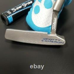 2020 Scotty cameron Newport2 Custom Puttter Blue Ediition Freeshipping