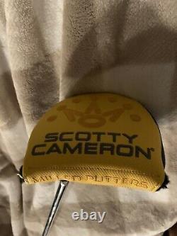 2021 Scotty Cameron Phantom X 5.5 Putter 35