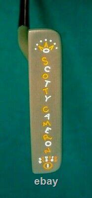Army Brown Cerakote Titleist Scotty Cameron Studio Design 1 Putter