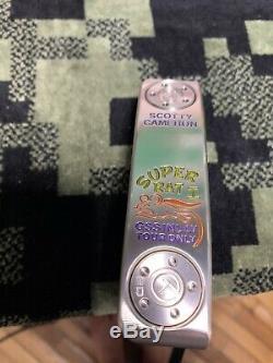BRAND NEW Scotty Cameron 34 Masterful Super Rat GSS with COA, Super Rat HC