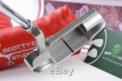 CIRCLE-T SCOTTY CAMERON TOUR 009 SSS 335g PUTTER / 34 / SCPSCO136