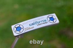 CUSTOM LEFT HAND / Scotty Cameron California Monterey Putter / Titleist / LH