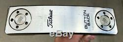 CUSTOM SHOP Titleist Scotty Cameron 35 Button Back Newport 2 Putter SIGHT LINES