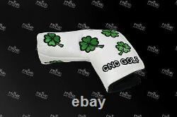 CUSTOM Scotty Cameron 2020 Special Select Newport 2 Putter Lucky Clover Edition