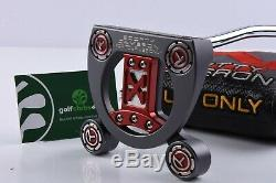 Circle T Scotty Cameron Tour Only Futura X Putter / 34 / Scpfut372
