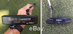 Custom Refinished Scotty Cameron Classics Newport 2 33.5 inch putter