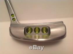 Custom Rh Scotty Cameron Studio Select California Del Mar Tour Milled Dots