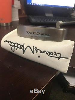 Custom Scotty Cameron Newport