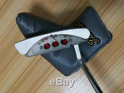 Excellent condition 2018 Scotty Cameron Select Laguna RH putters 34 inch