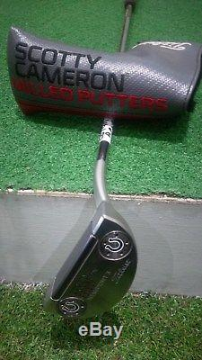 GREAT BUY Scotty Cameron Select Newport 3 Putter 33 inch RH