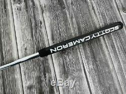 Golf clubs 2018 Scotty Cameron Select Newport 2 putter RH 35'' with headcover