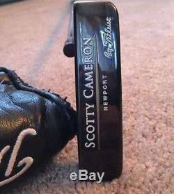 MINT 1996 Scotty Cameron Newport Classics Putter, 35in, All Original
