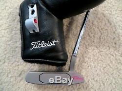 MINT CUSTOM REF SCOTTY CAMERON STUDIO STYLE NEWPORT 2.5 PUTTER NEW HC WithTOOL