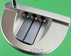 MINT! Scotty Cameron GOLO 5R Mallet Putter Right Hand 33 + Head Cover