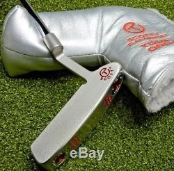 MINT! Scotty Cameron Studio Select Newport 2 Tour Only Circle T Putter with COA