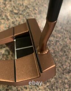 Mint Scotty Cameron Futura X7 X5 LH Left Handed Weld Neck Bulletback Putter