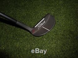 Mint Titleist Scotty Cameron Prototype J. A. T. Tour Only Fastback Putter Rare