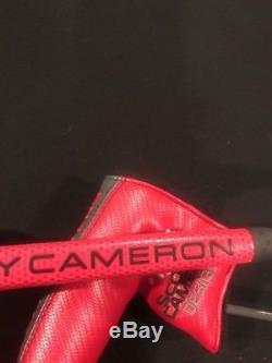 NEW SCOTTY CAMERON SELECT PUTTER NEWPORT 2 Notchback 34 RH