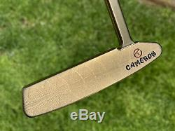 NEW Scotty Cameron Chromatic Bronze Timeless 2 350g Circle T Grip & Cover