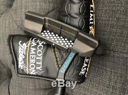 New 2019 Titleist Scotty Cameron T22 Tei3 Newport 2 Putter Custom Tiffany 34 360
