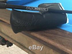 New! Beautiful! Scotty Cameron Santa Fe TeI3 Teryllium Custom Putter 34.5