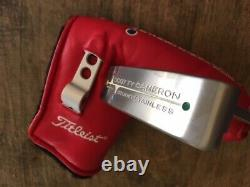 New In Plastic Titleist Scotty Cameron Studio Stainless Ss Milled Newport 2