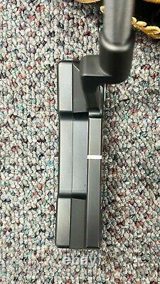 New Scotty Cameron Circle T Teryllium Newport 2 Tour Only T22 34 Putter withCOA