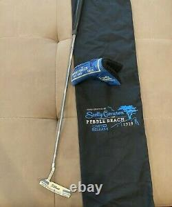 New Scotty Cameron Newport 2 Select Pebble Beach Putter Limited Release 1/250