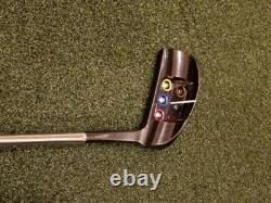 New Scotty Cameron Special Release Del Mar Buttonback 35 Teryllium 2010 & Kit