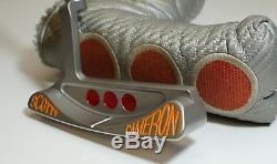 Polished Scotty Cameron Studio Select Laguna 2 Blade Putter + Head Cover
