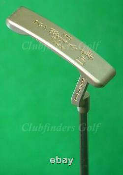 RARE Scotty Cameron 1998 PGA Championship Victory TeI3 35 Putter & HC