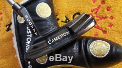 RARE Scotty Cameron Circa'62 No. 3 Putter 33 MINT Gun Blue