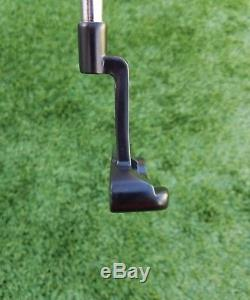 RARE Scotty Cameron Titleist Custom Teryllium Newport TeI3 Sole Stamp Putter 34