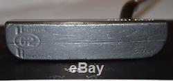 RH Titleist Scotty Cameron Circa 62 Model No. 1 Blade Putter 33 CUSTOM