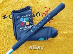 Rare Scotty Cameron Studio Style Newport 2.5 GSS Putter 34 MINT