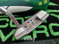 Rare Scotty Cameron Studio Style Newport 2 GSS Putter 35-330G MINT