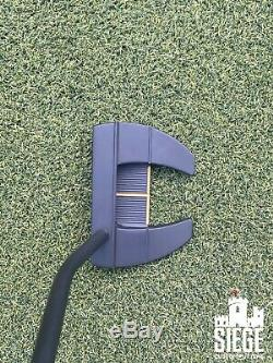 Refinished Scotty Cameron Cameron & Crown Futura X5R 33 putter withheadcover