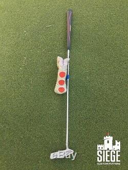 Refinished Scotty Cameron Circle T Laguna One Five withCircle T Headcover