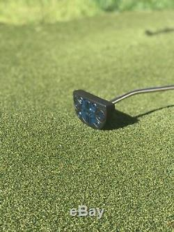 Refinished Scotty Cameron Select Fastback 34 inch putter
