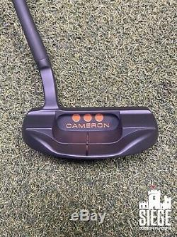 Refinished Scotty Cameron Studio Select Fastback 1.5 35 putter