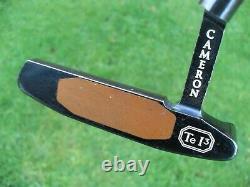 Scotty Cameron 1998 Newport 2 TeI3 Teryllium Putter & Black Titleist Headcover