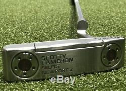 Scotty Cameron 2016 Select Newport 2 Blade Putter 34 Inch MINT! (#62748)