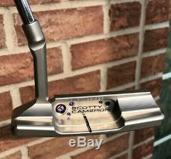 Scotty Cameron 2020 Select Timeless 2 Trisole SSS Circle T Tour Putter -NEW