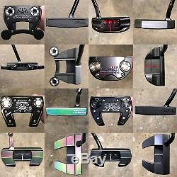 Scotty Cameron 2020 Special Select Del Mar Putter Brand New Want It Custom