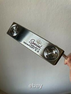 Scotty Cameron 2020 Special Select Newport 2.5 Putter 35in NEW