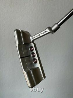 Scotty Cameron 2020 Special Select Squareback 2 Putter 35in NEW