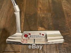 Scotty Cameron 2020 TOUR ONLY Newport 2 TOURTYPE Timeless Special Select FTUO