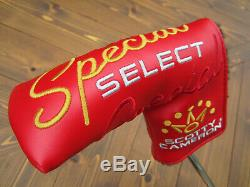 Scotty Cameron 2020 Tour Only MASTERFUL TOURTYPE Special Select SSS Circle T 34
