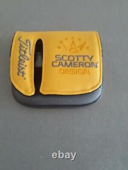 Scotty Cameron 2021 Phantom X11 RH 35 Used